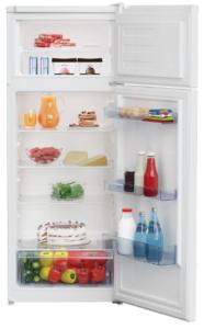 Test frigo pas cher Beko rdsa240 K20 W