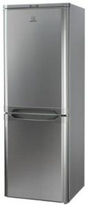 réfrigérateur 2 portes Indesit NCAA 55 NX