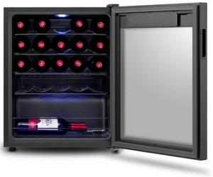 test cave à vin réfrigérée Inventor Vino