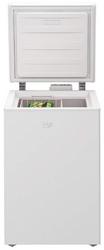test congélateur coffre Beko HS210520